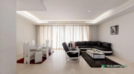 3 Bedroom Apartment Eko Pearl Tower