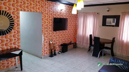 3-bedroom flat at Omole Phase 2 Est