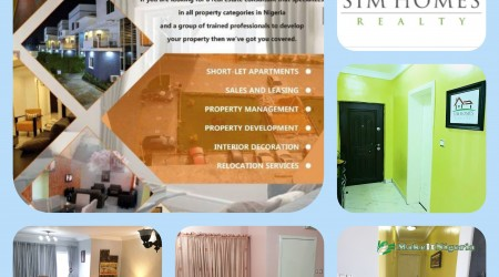 Simcourt 3Bed Rental Aptment @Lekki